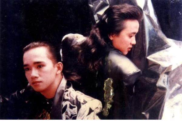 Cặp đôi ca sĩ Minh Thuận Và Nhật Hào