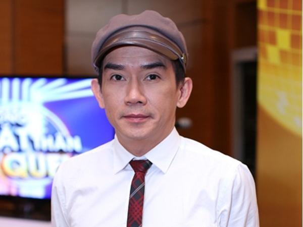 Ca sĩ Minh Thuận.
