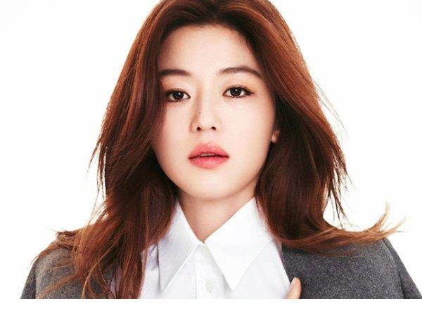 Dễn viên xinh đẹp jeon ji hyun