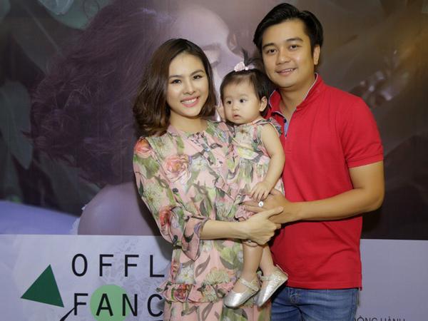 Gia đình diễn viên Vân Trang