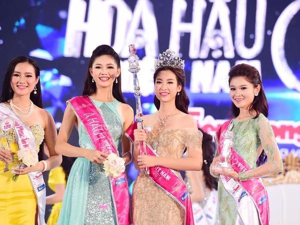 Hoa hậu Đỗ Mỹ Linh
