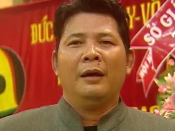 Võ Sư Huỳnh Tuấn Kiệt.