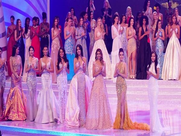 mỹ linh đoạt giải hoa hau nhan ai tai miss world 2017