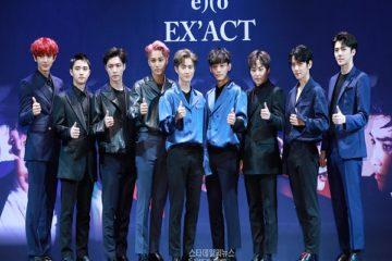 Tiểu sử thành viên nhóm nhạc Exo 2016