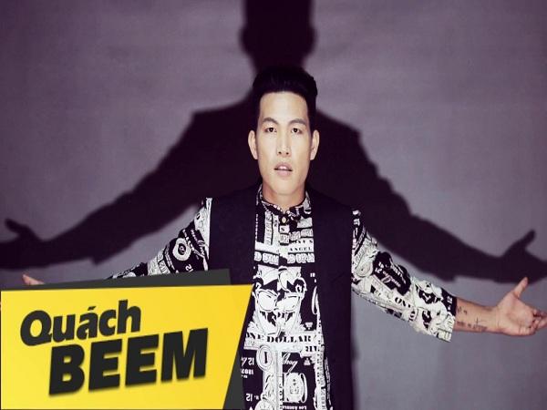 Tiểu sử nhạc sĩ Quách Beem