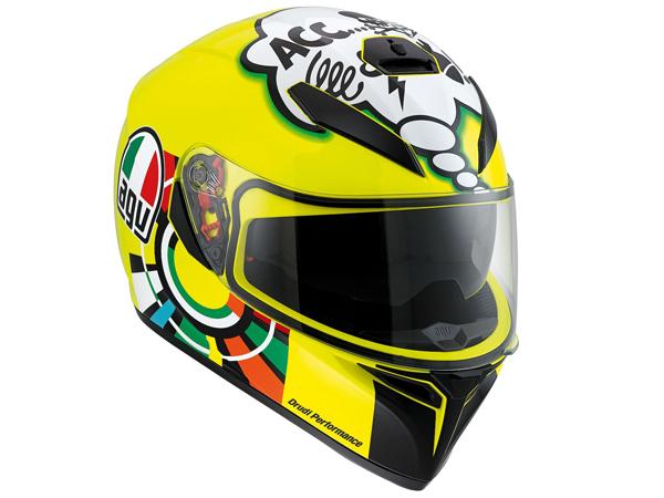 Mũ bảo hiểm AGV