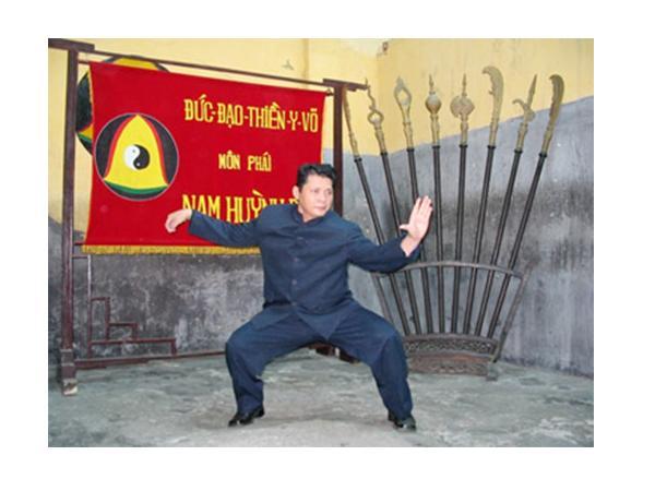 Võ Sư Huỳnh Tuấn Kiệt