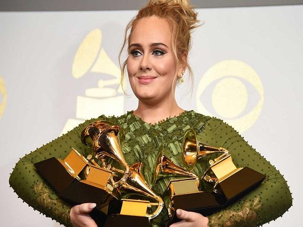 Tiểu sử ca sĩ Adele