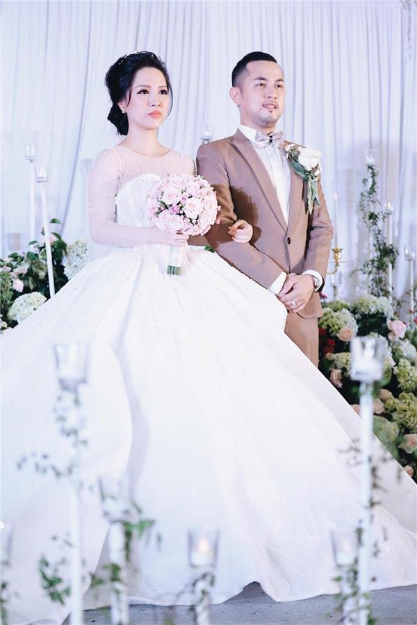 đám cưới Trang Pilla và trần thế bảo