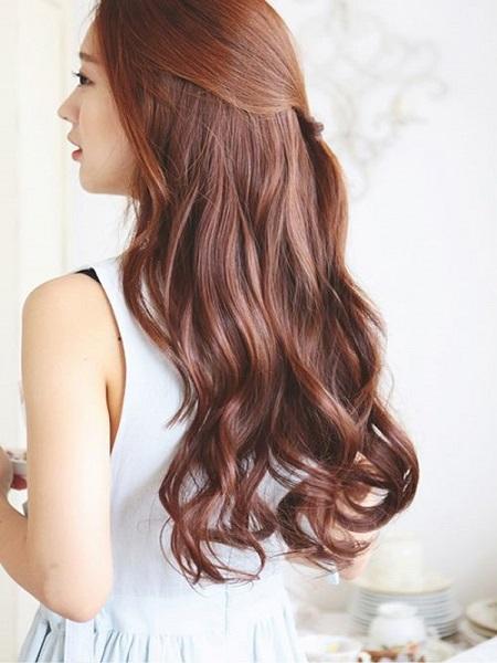 tóc uốn