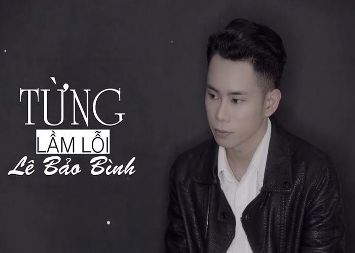 ca sĩ Lê Bảo Bình