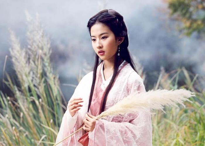 diễn viên Lưu Diệc Phi
