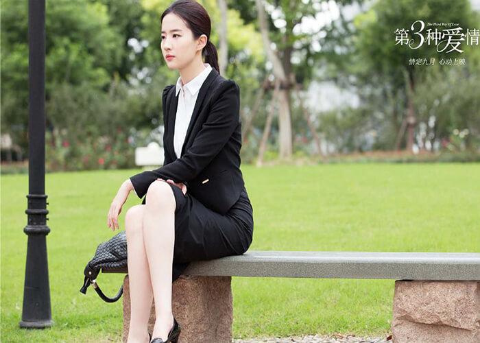 tiểu sử diễn viên Lưu Diệc Phi