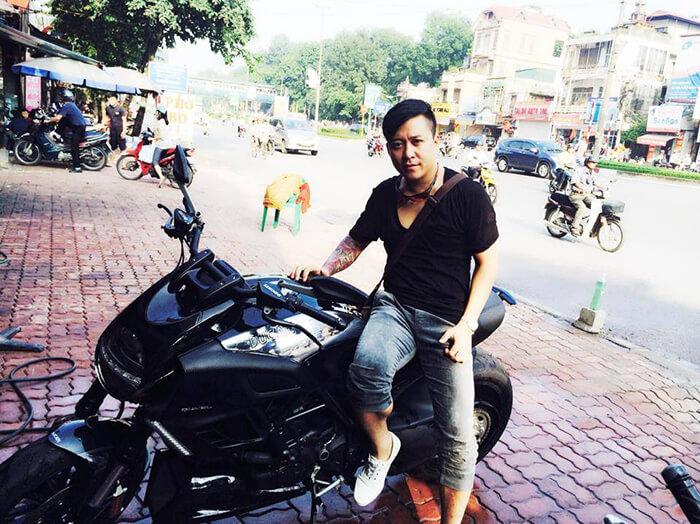 xe moto nổi tiếng