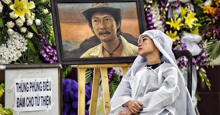 đám tang Lê Bình