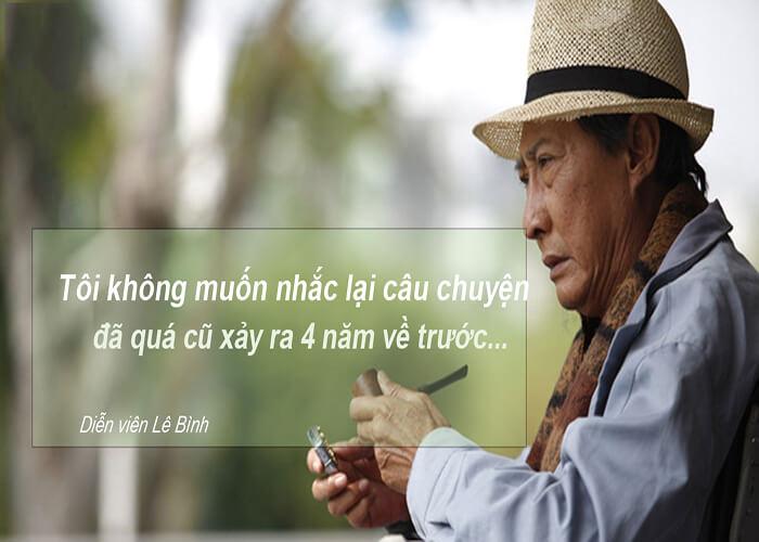 tiểu sử Lê Bình