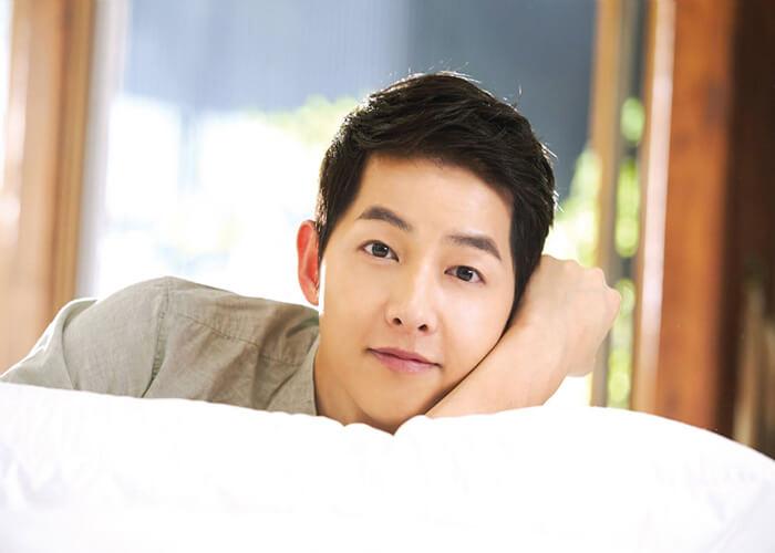 tiểu sử Song Joong Ki