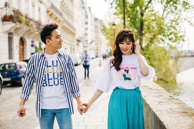 ảnh kỉ niệm trấn thành hariwon 1200 ngày yêu nhau