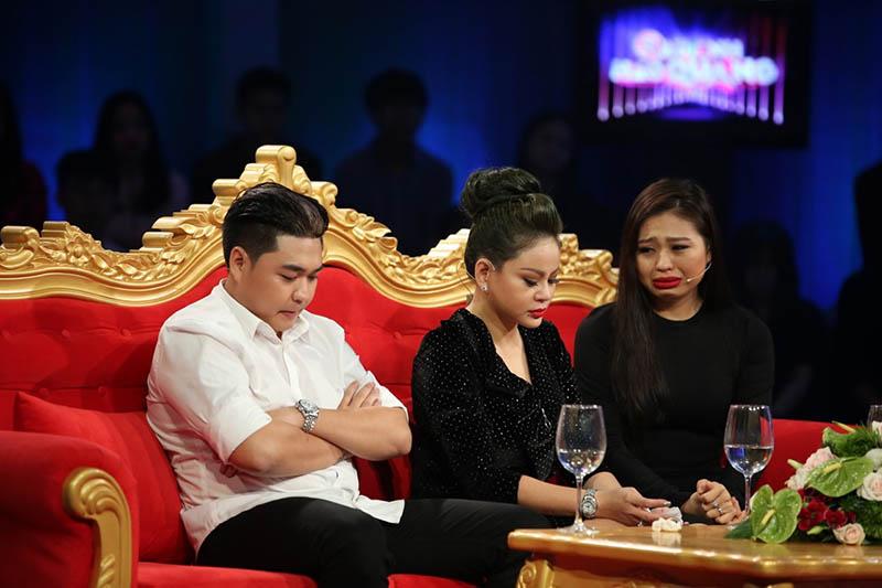 """Lê Giang đã có nhiều chia sẻ đời tư khi tham gia chương trình""""Sau ánh hào quang"""""""