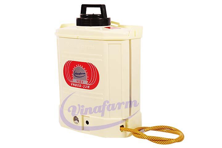 bình xịt thuốc trừ sâu bằng điện vnbxd22n tốt nhất