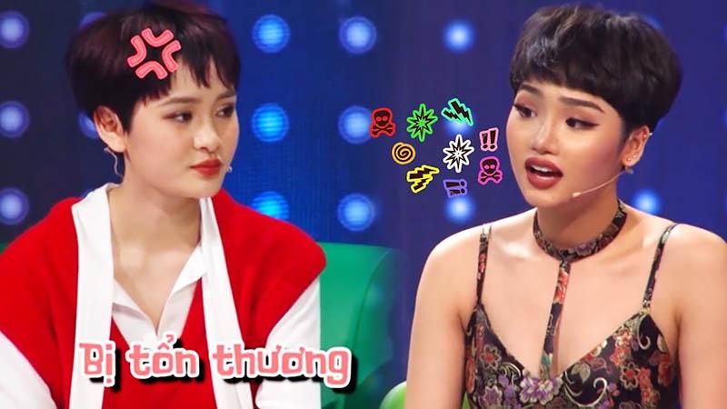 Rất nhiều khán giả công nhận rằng cô và Miu Lê giống nhau đến bất ngờ