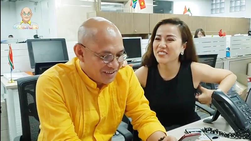 Phạm Thúy Vân cũng đã từng tham gia chương trìnhGiọng Ải Giọng Ai mùa 4.