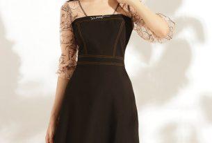váy đầm công sở đẹp mẫu 1