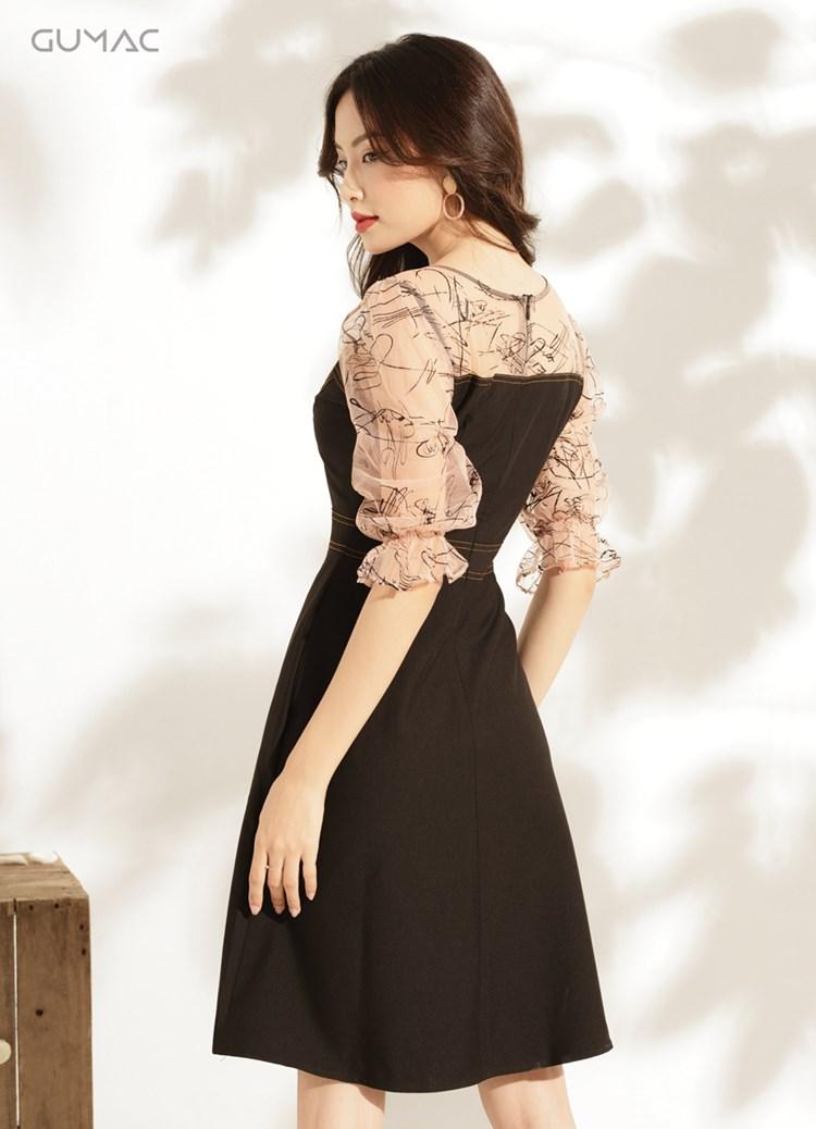 váy đầm công sở đẹp mẫu 2