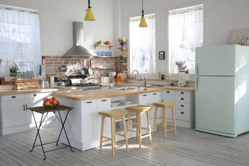 Các cách thiết kế nội thất thông minh nhà bếp, phòng ăn ấn tượng và hiện đại